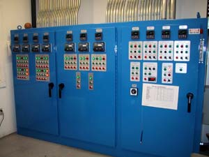 Control System Room